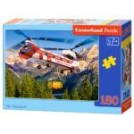 Castorland 180 db-os puzzle - Légi szállítás (B-018239)